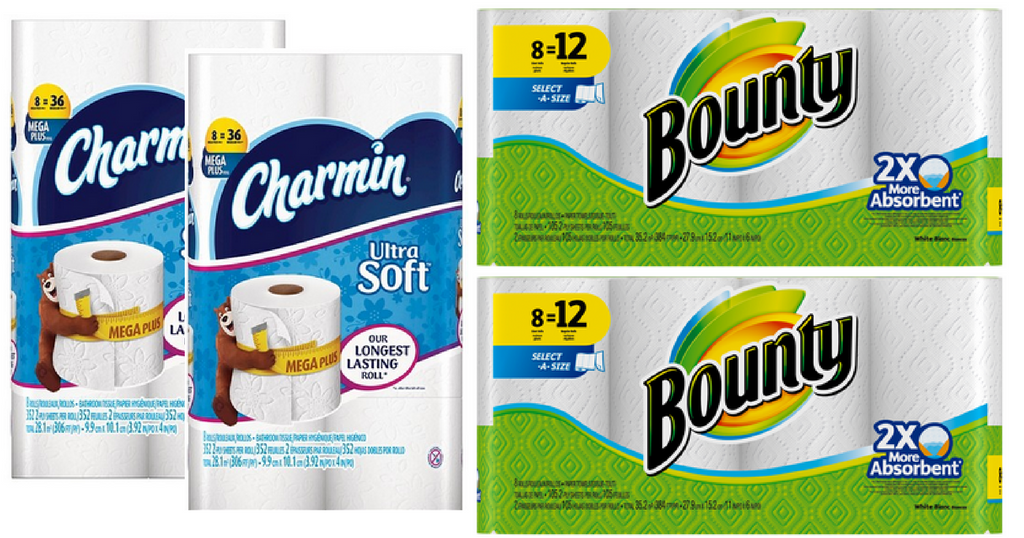 photo regarding Charmin Coupons Printable called Charmin Mega In addition Bathtub Tissue, 73¢ For each Roll :: Southern Savers