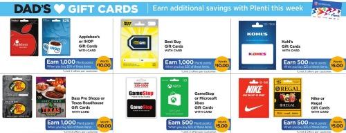 Gift Card Deals at CVS & Rite Aid :: Southern Savers