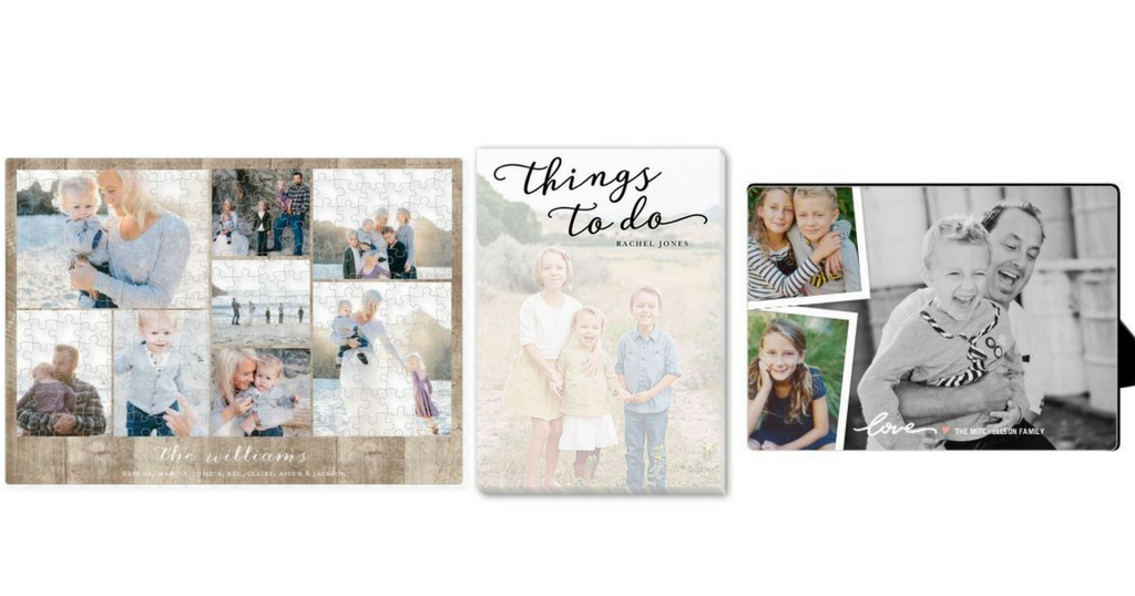 shutterfly coupon codes personalized gift for 8 33 shipped