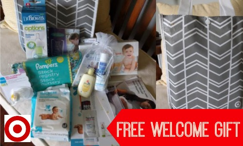 Iu0027ve posted a few times about the Target Baby Registry Welcome bag available at guest services for those who are expecting. & Target Baby Registry | Free Welcome Gift :: Southern Savers