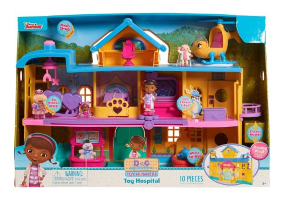 Over 50 Off Top Toys Doc Mcstuffins Fisher Price