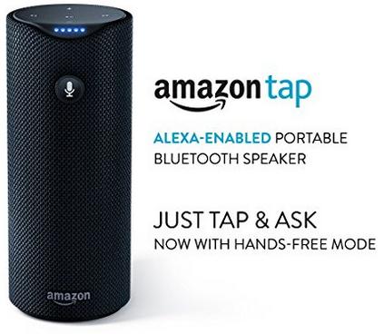 Refurbished Amazon Tap Alexa Speaker, $69.99 Shipped