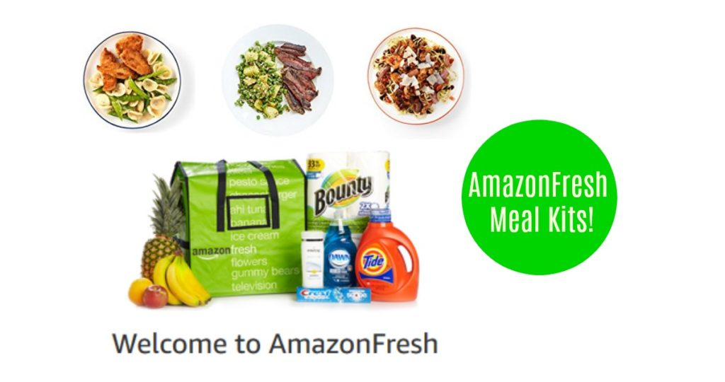 AmazonFresh Meal Kits | No Monthly Subscription :: Southern
