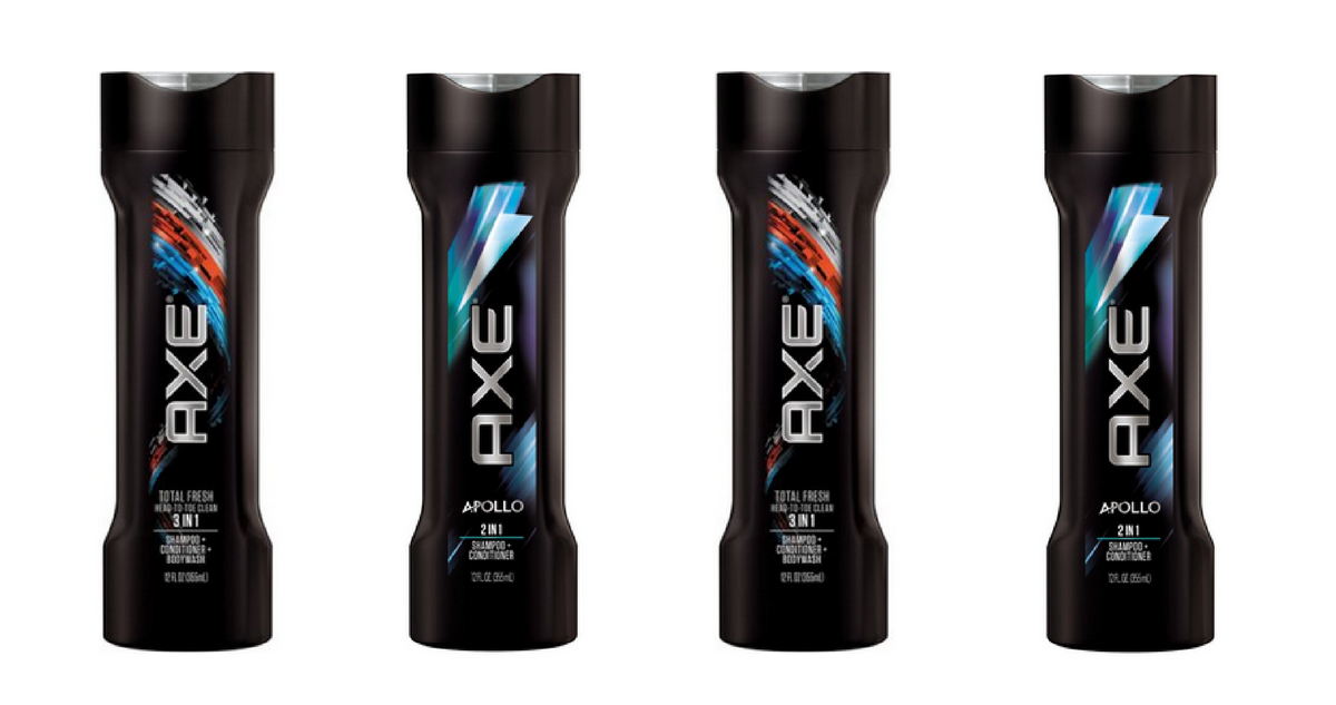 Axe coupon printable 2018