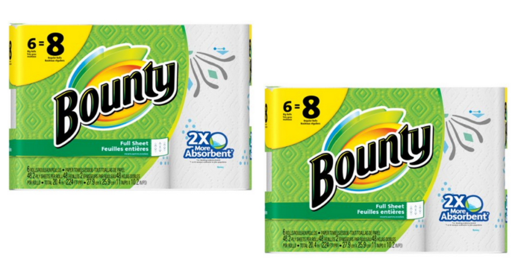 bounty coupon