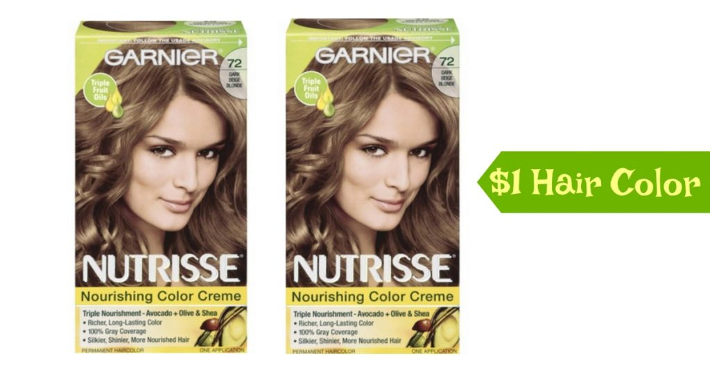 Garnier Coupons Hair Color For 299 Southern Savers