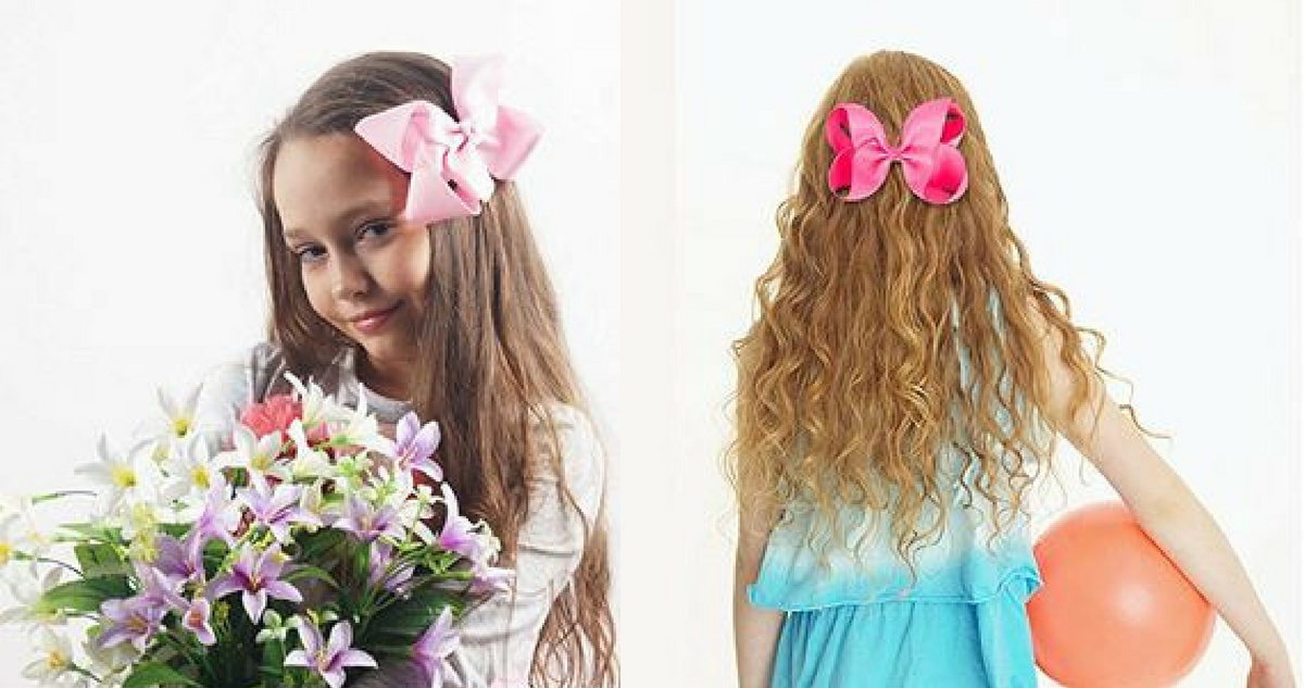As a mama of 5 girls, I firmly believe that you can never have too many  hair bows. Right now you can get 15 hair bows for $5.84 or just 38¢ each!