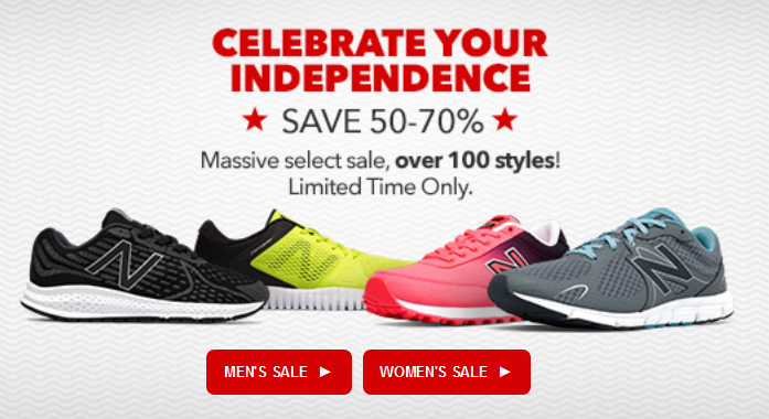 d30c8a84c1f New Balance Running Shoes, $34.99 Shipped :: Southern Savers