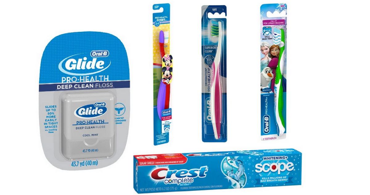 Oral b coupons printable