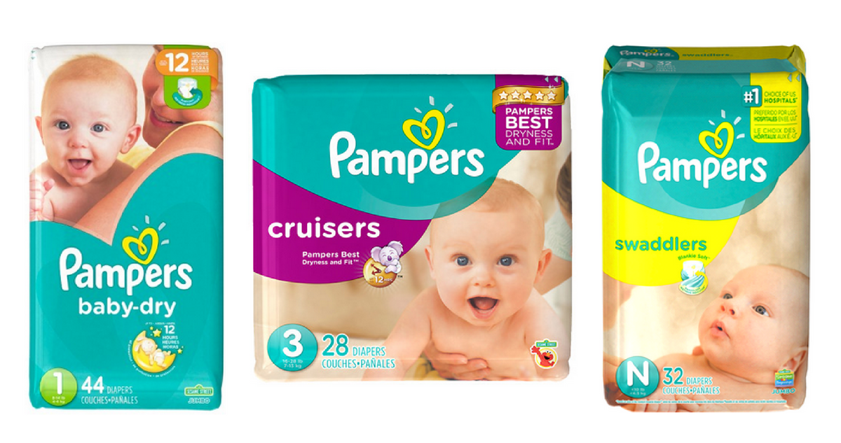 pampers coupons pampers diapers