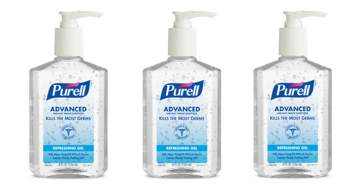 photograph about Purell Printable Coupons titled Purell Coupon Would make Hand Sanitizer $1.39 :: Southern Savers