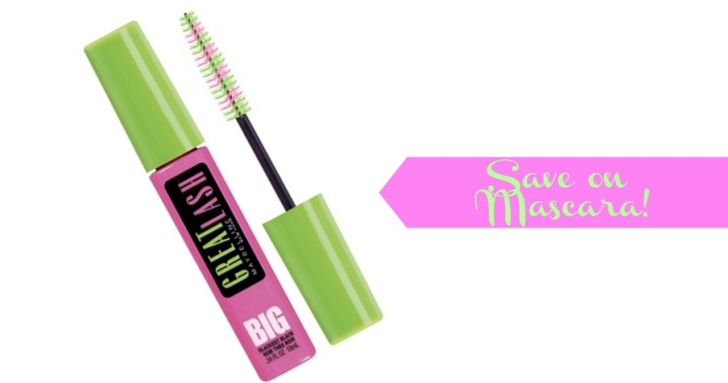 image about Maybelline Coupons Printable known as Maybelline Coupon codes Make-up for 64¢ :: Southern Savers