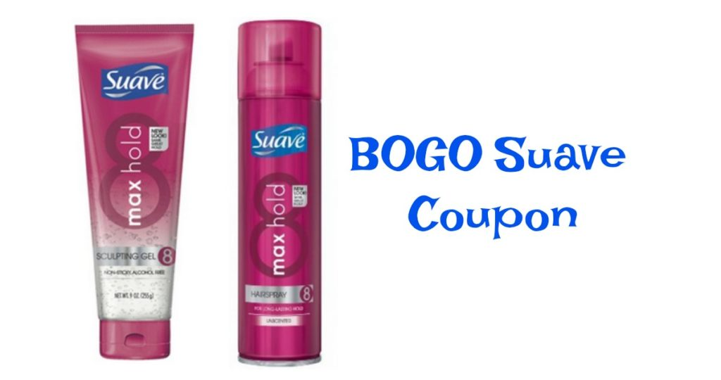 Suave's professional quality takes care of all your hair needs, whether it's Suave Professionals Moroccan Argan oil Infusions, Keratin infusions or Suave Naturals. Get the shine, protection and manageability that has made Suave famous using our printable coupons.