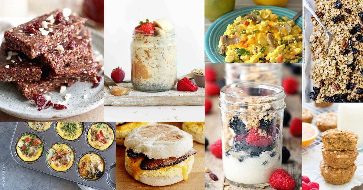 21 quick breakfast recipes