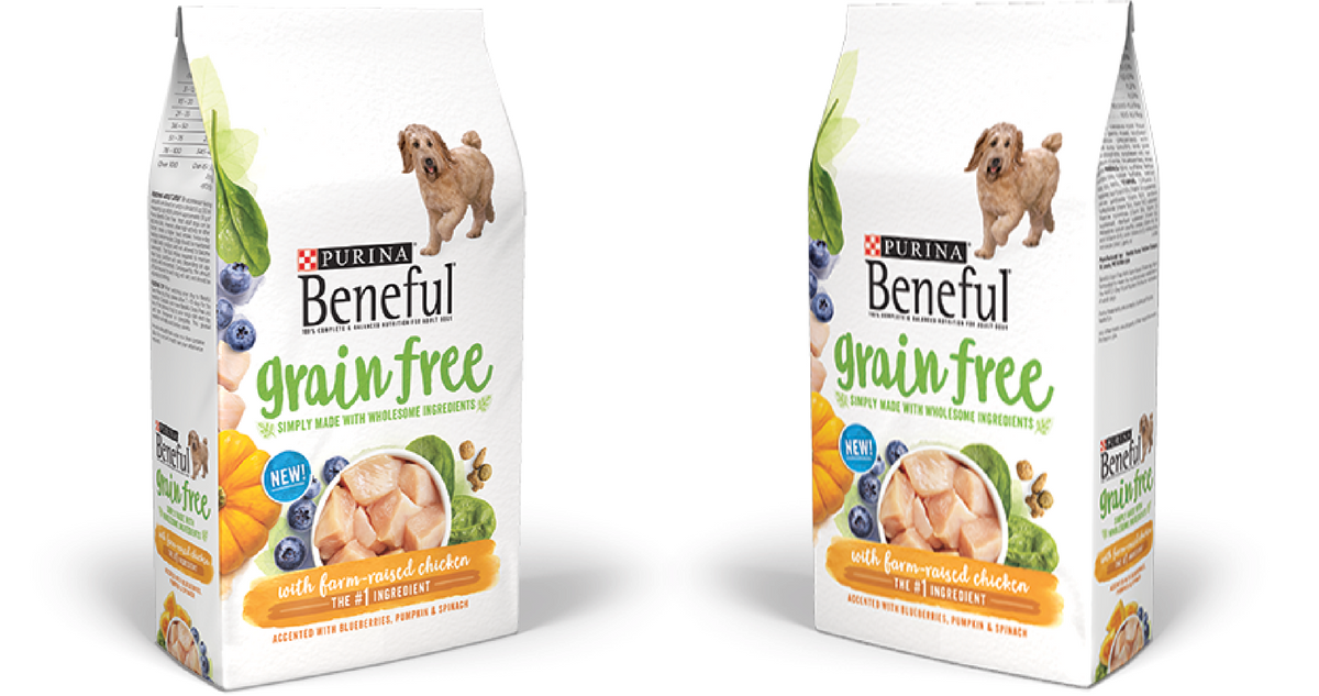 Grain Free Dog Food Coupons