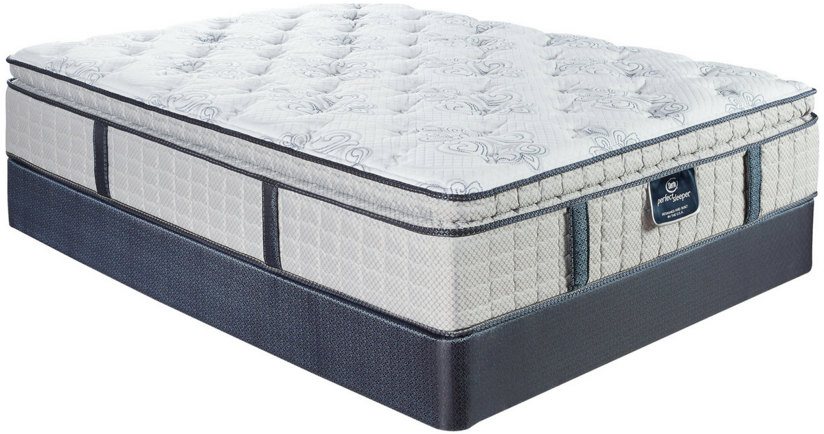 Serta Perfect Sleeper Mattress Box Spring For 10 Southern Savers