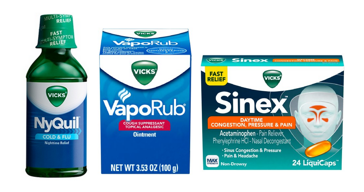 picture about Nyquil Coupons Printable identify 11 Fresh new Printable Vicks Discount codes :: Southern Savers