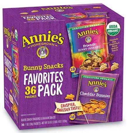 annie's bunnies