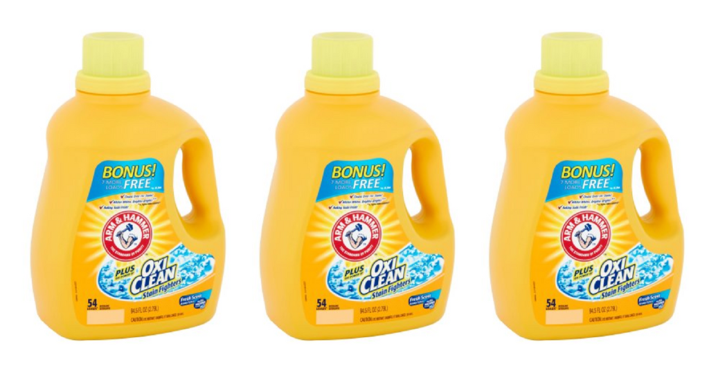 photo relating to Arm and Hammer Coupons Printable known as Arm Hammer Discount codes Detergent for 99¢ :: Southern Savers