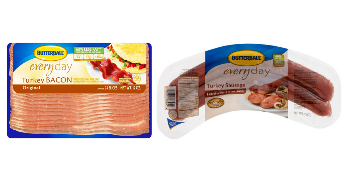 Bi Lo Stores >> Butterball Turkey Bacon, 69¢ at Kroger :: Southern Savers