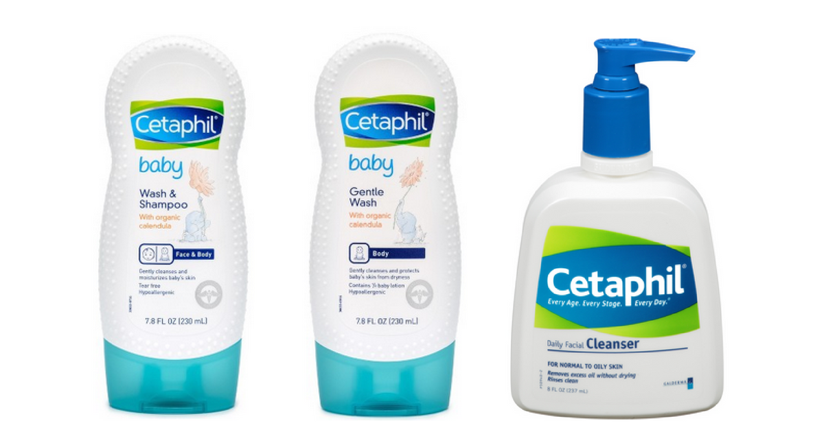 New Cetaphil Coupon 2 99 Baby Wash Southern Savers