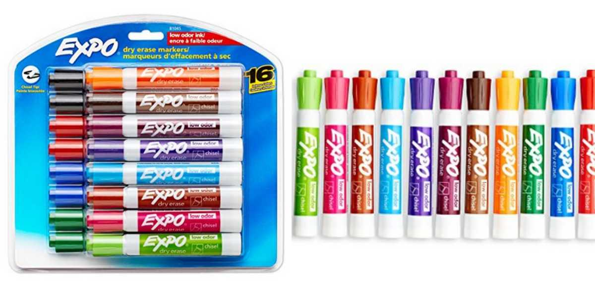 amazon  expo dry erase markers  46 u00a2 each    southern savers