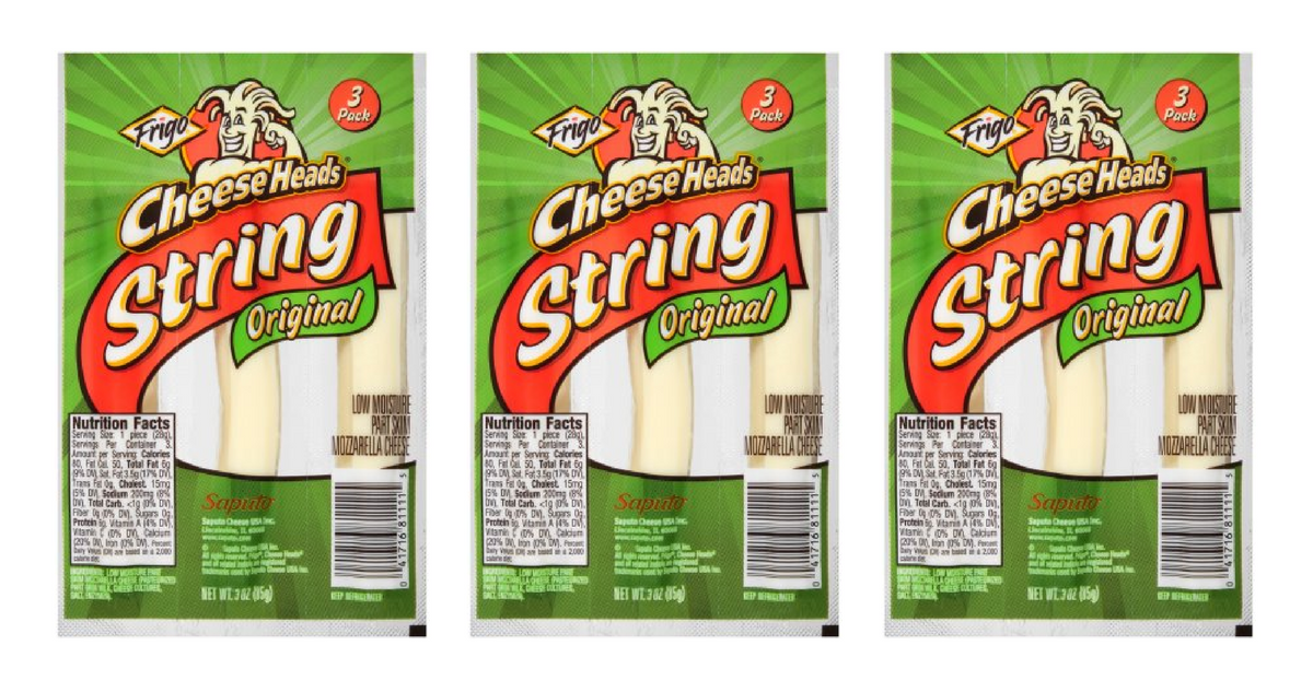 frigo string cheese 3 pack for 50 southern savers. Black Bedroom Furniture Sets. Home Design Ideas