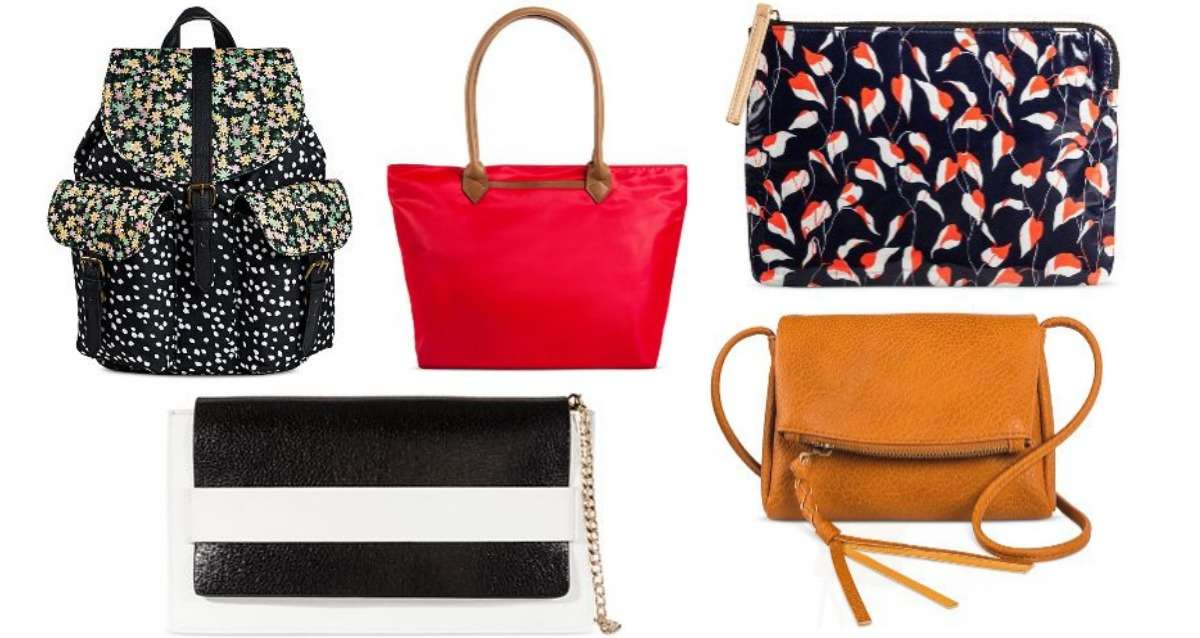 Right Now Target Is Offering An Extra 20 Off Clearance Handbags Use Code Save20 At Checkout To Get This Deal