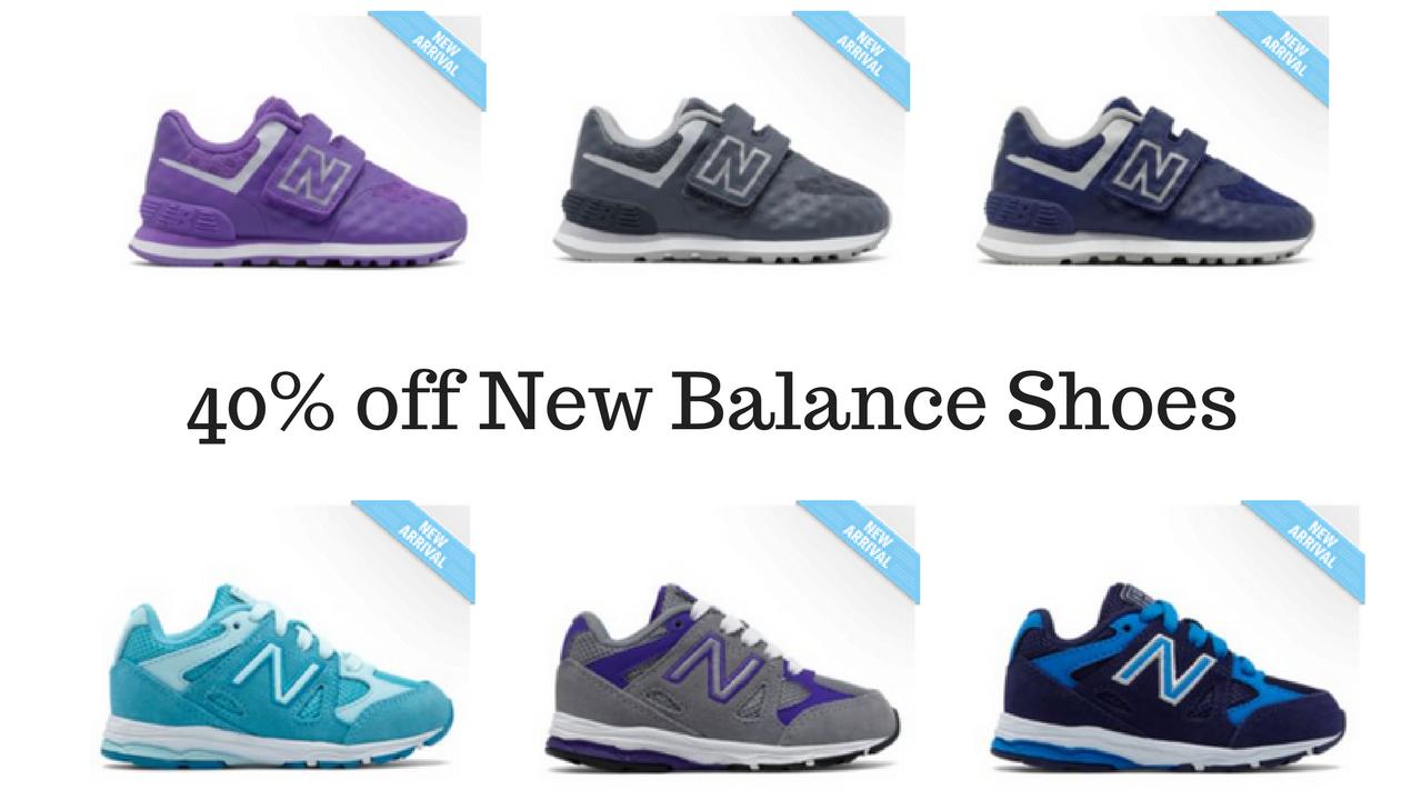 New balance shoes coupons printable