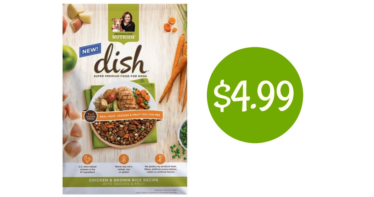 Ingles Rachael Ray Dog Food