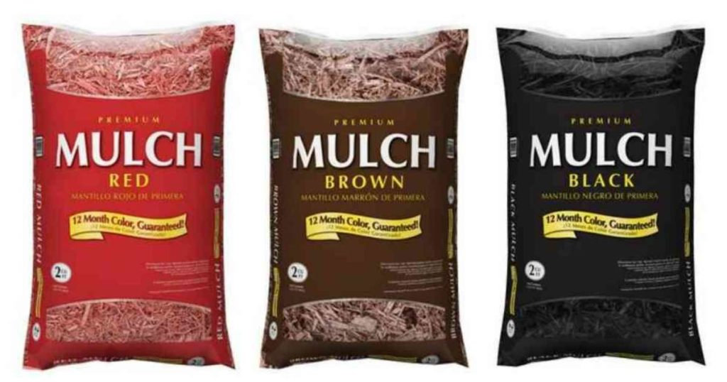 premium mulch