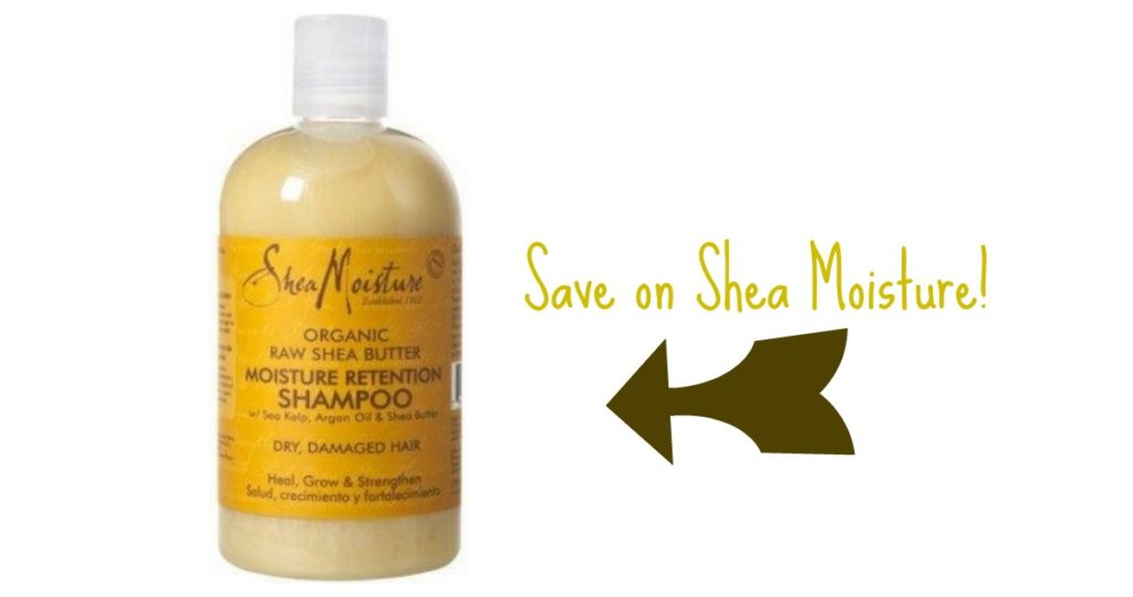 photo regarding Shea Moisture Printable Coupon called Shea Humidity Coupon Shampoo for $5.34 :: Southern Savers