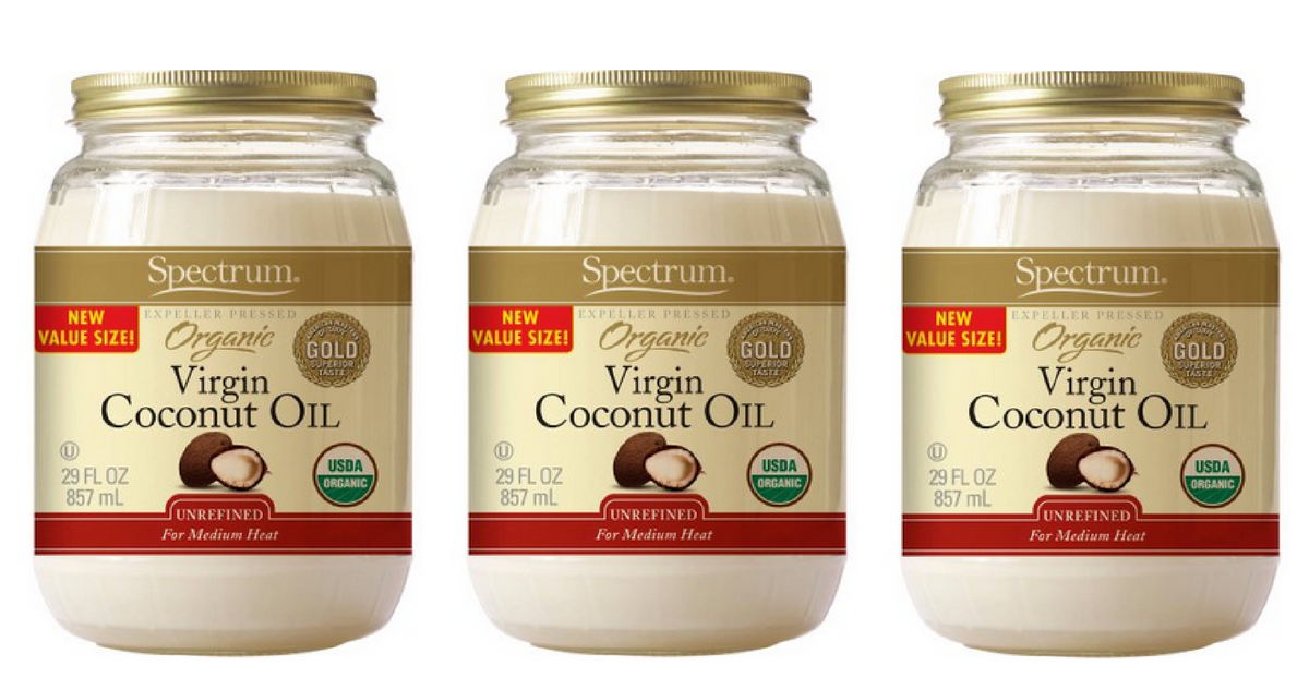Spectrum Coconut Oil 50 Off At Publix Southern Savers
