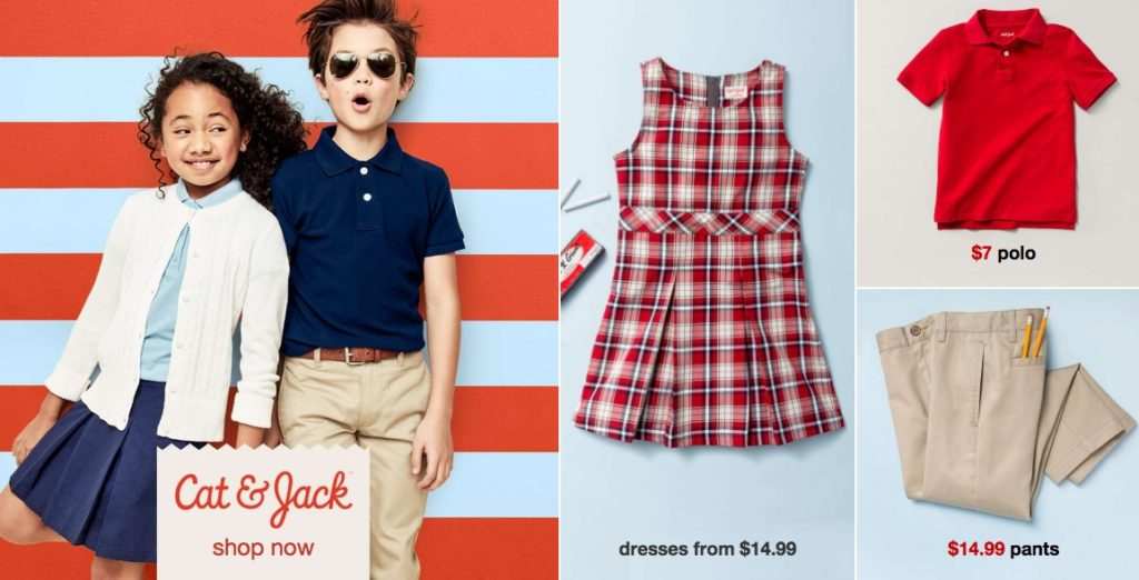 25 Off School Uniforms At Target Southern Savers