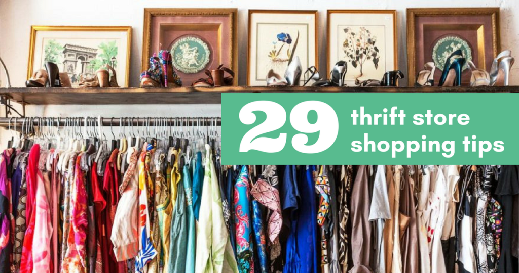 7af74d80699 29 Tips to Rock Thrift Store Shopping    Southern Savers