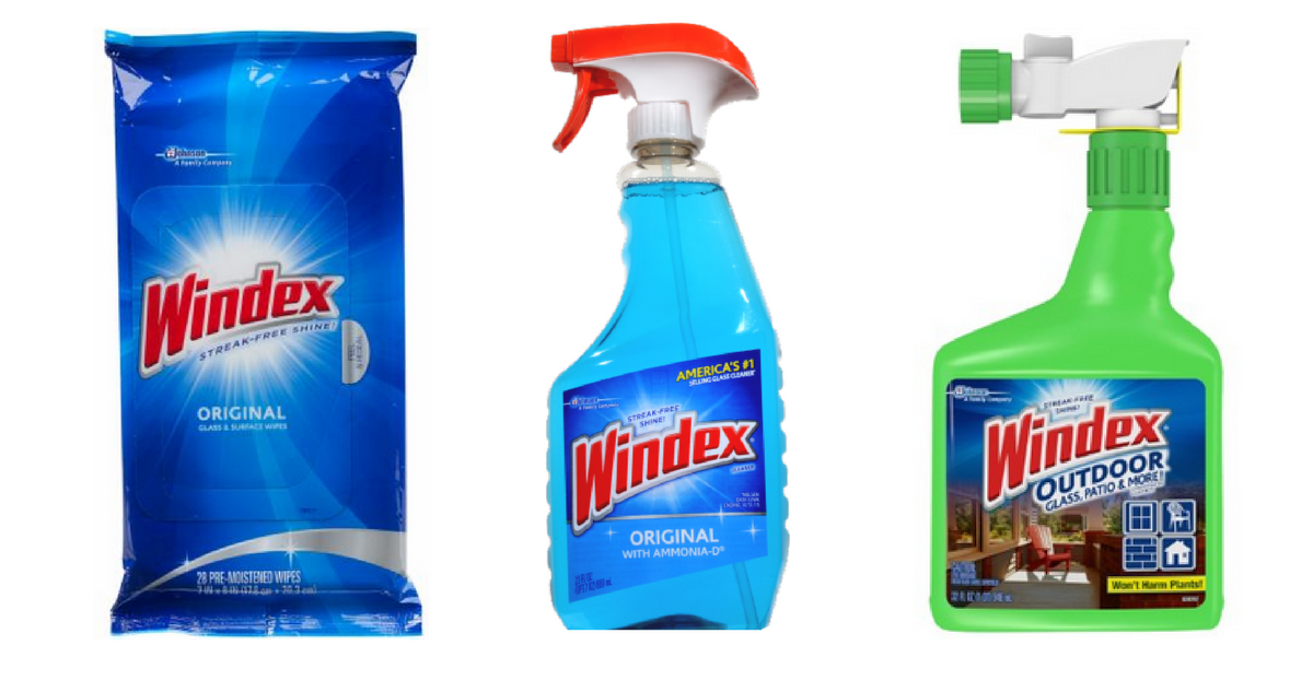 graphic regarding Windex Printable Coupon referred to as Refreshing Windex Coupon codes Wipes For $1.24 ea. :: Southern Savers