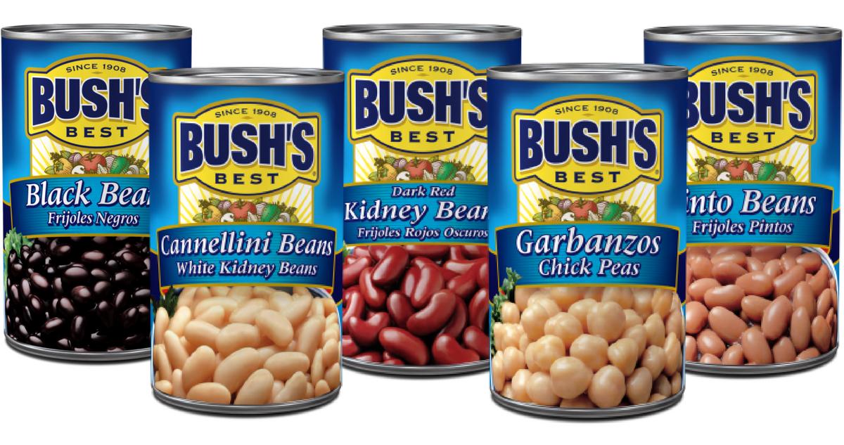 Bush Beans Coupon
