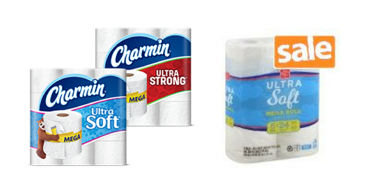 Charmin toilet paper online coupons