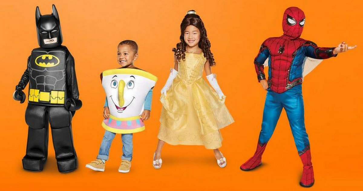 40% off Kidsu0027 Costumes u0026 Candy Today Only at Target  sc 1 st  Southern Savers & 40% off Kidsu0027 Costumes u0026 Candy Today Only at Target :: Southern Savers