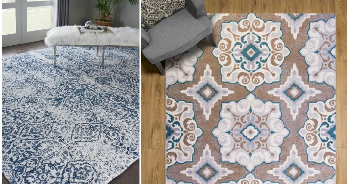 Wayfair Deal Rugs Starting At 10 99