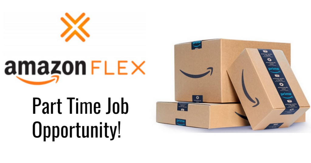 amazon part time work from home amazon flex part time job opportunity southern savers 6300