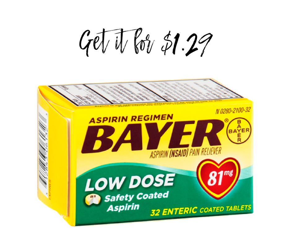 bayer coupon