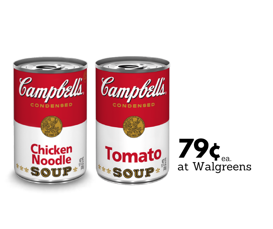 campbells soup coupon