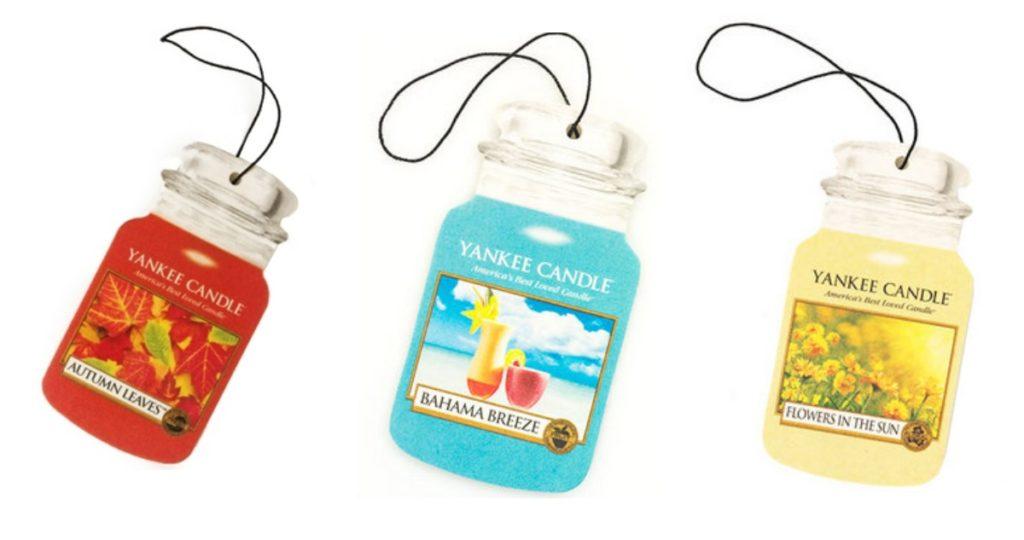 Yankee Candle Coupon | B1G2 Car Fragrances :: Southern Savers