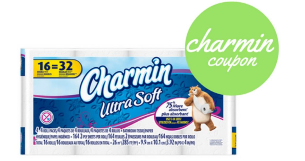 photograph relating to Charmin Coupons Printable referred to as Charmin Coupon $2.40 Bathtub Tissue :: Southern Savers