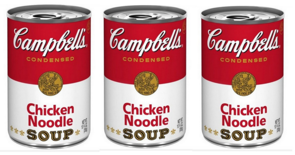 Campbell's soup expiration date in Melbourne