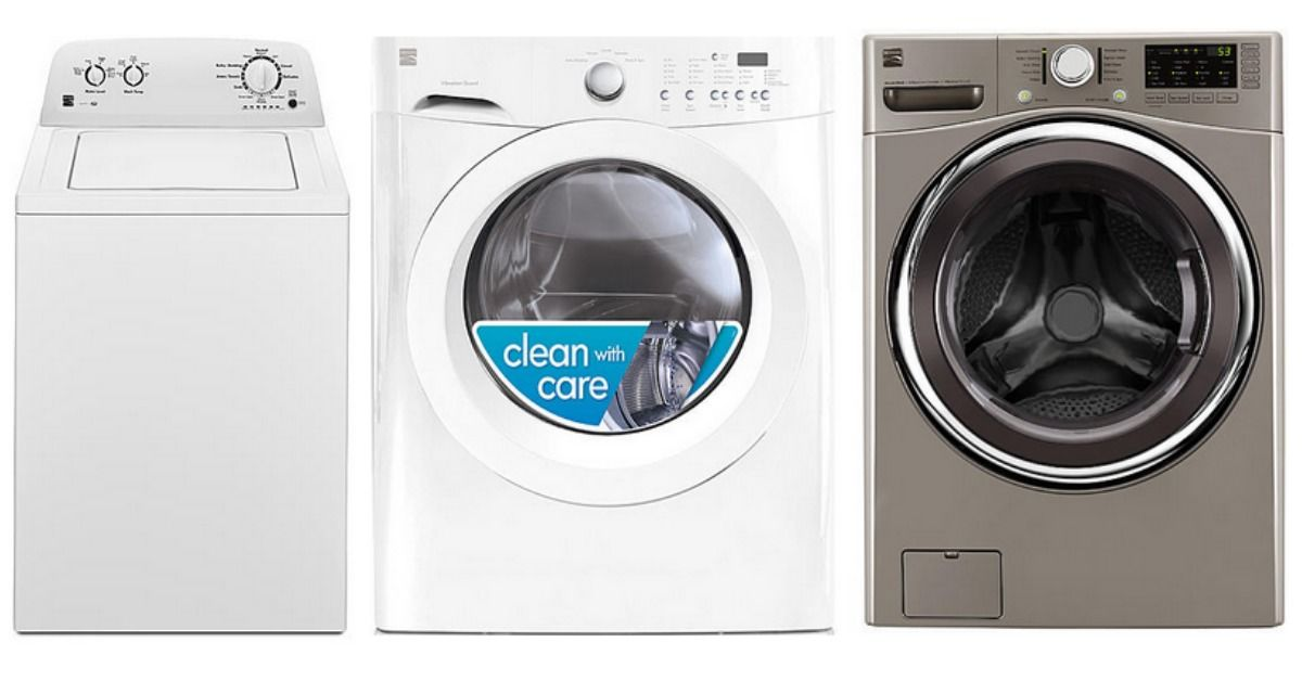 Kenmore Washer Amp Dryer Set For 569 98 Southern Savers