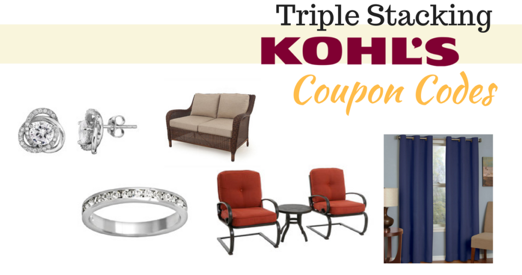 Today Is The Last Day To Stack All Kohls Coupons You Can And Save Big On Pretty Much Everything They Sell Ive Shared A Number Of Deals Over Past
