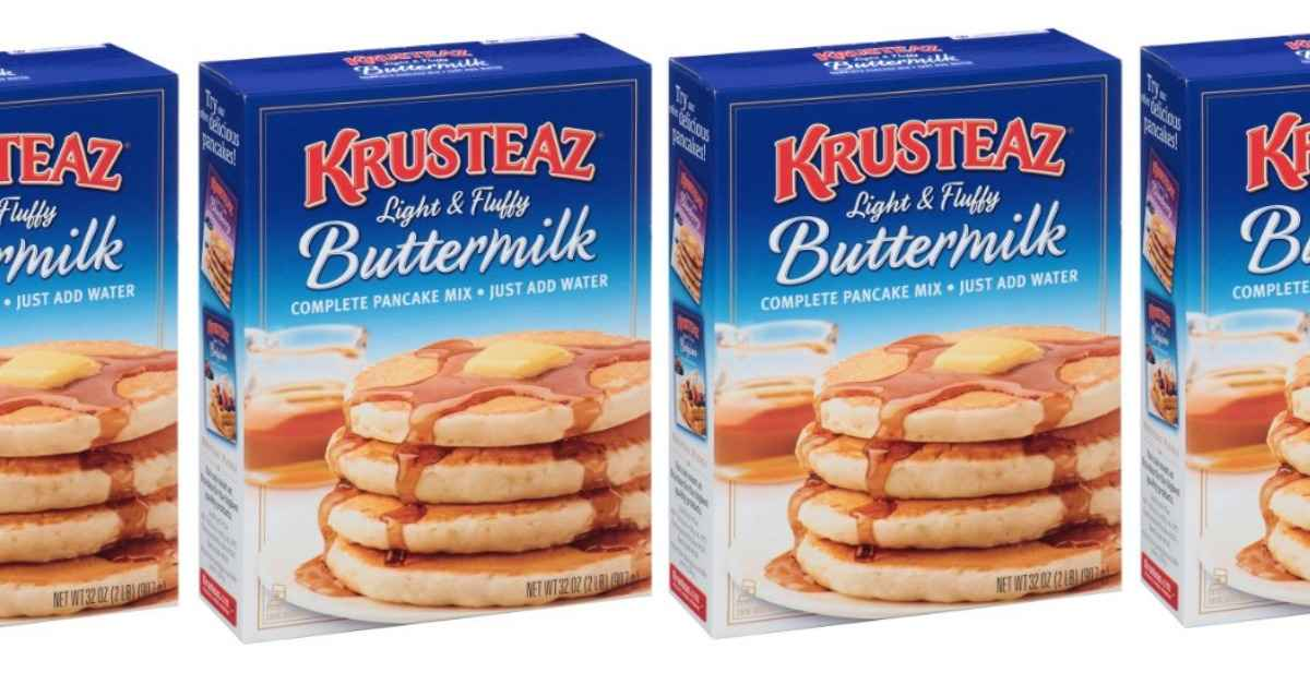 krusteaz coupon