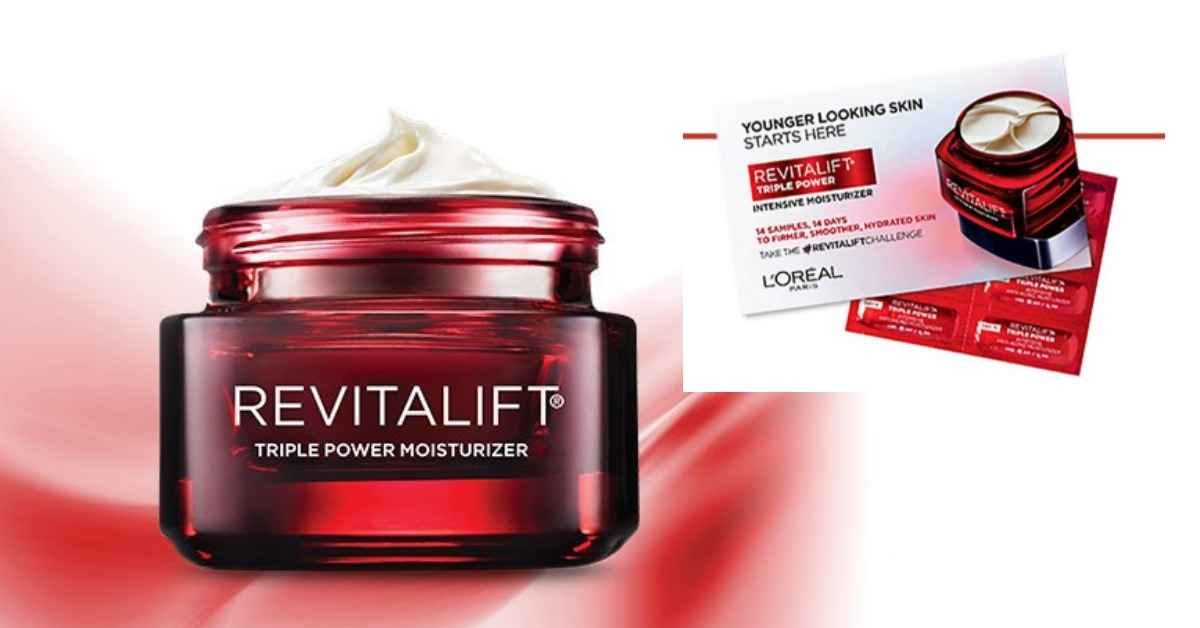 Get a Free Sample of L'Oreal Revitalift